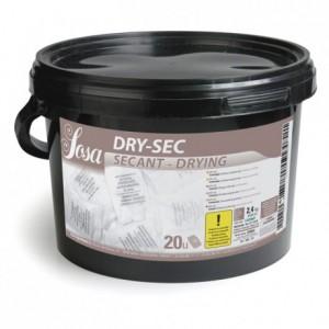 Dry sec silice (non comestible) Sosa 2,4 kg
