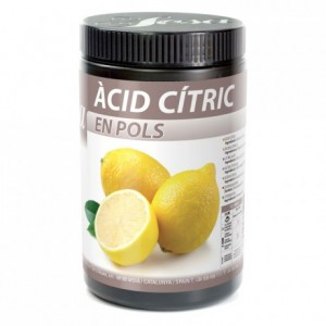 Acide citrique Sosa 1 kg