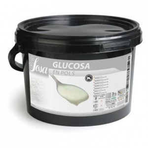 Glucose en poudre Sosa 3 kg