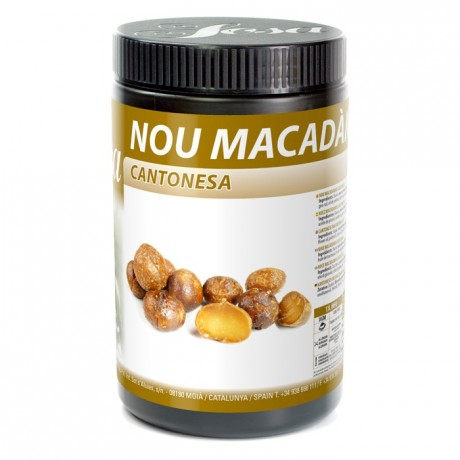 Noix de macadamia cantonaise caramélisée Sosa 650 g