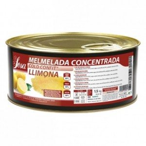 Lemon concentrated jam Sosa 1,5 kg