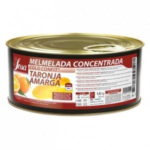 Confiture concentrée d'orange d'amère Sosa 1,5 kg