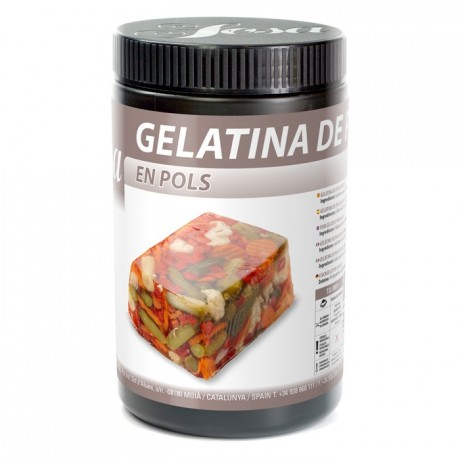 Gélatine de poisson 250 bloom Sosa 600 g