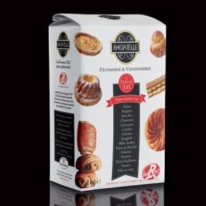 Farine Bagatelle Label Rouge CRC T45 gruau 5 kg