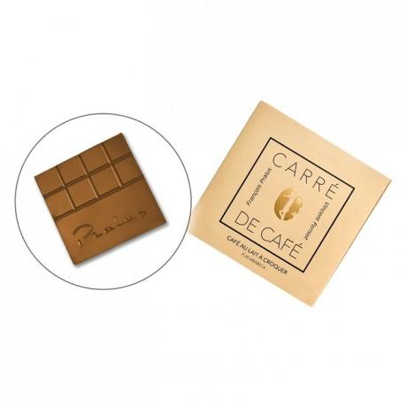 Carré de Café® lait Pralus tablette 50 g