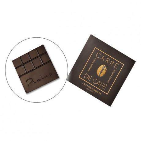 Carré de Café® noir Pralus tablette 50 g