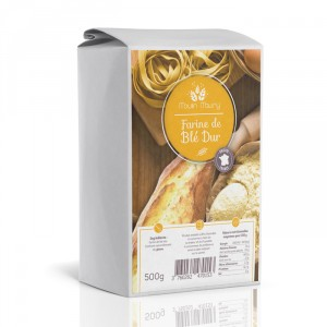 Durum wheat flour 500 g