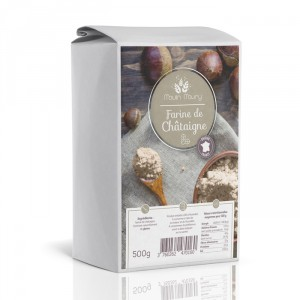 Farine de châtaigne 500 g
