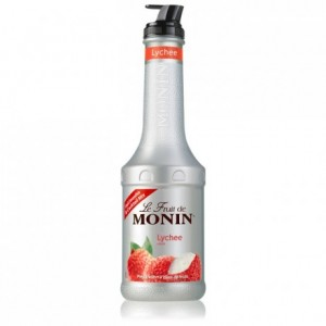 Lychee Monin purée 1 L
