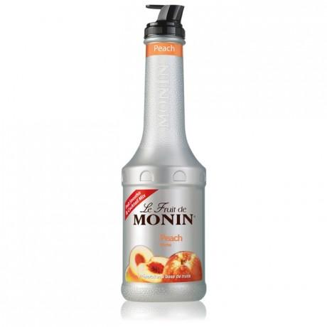 Peach Monin purée 1 L