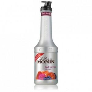 Mix fruit fruits rouges Monin 1 L