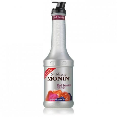 Red berries Monin purée 1 L