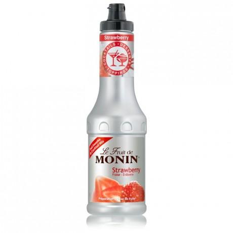 Mix fruit fraise Monin 500 mL