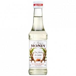 Cane sugar Monin syrup 25 cL