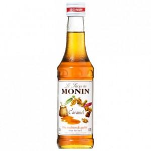 Sirop caramel Monin 25 cL