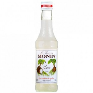 Sirop noix de coco Monin 25 cL