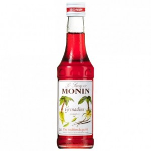 Sirop grenadine Monin 25 cL