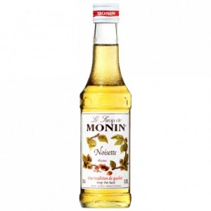 Sirop noisette Monin 25 cL