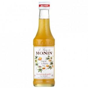 Sirop fruit de la passion Monin 25 cL