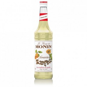 Amaretto Monin syrup 70 cL