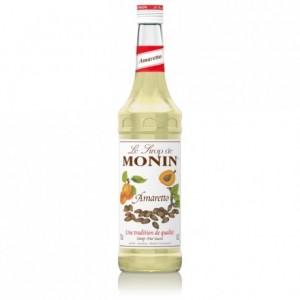 Sirop amaretto Monin 70 cL
