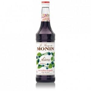 Sirop mûre Monin 70 cL