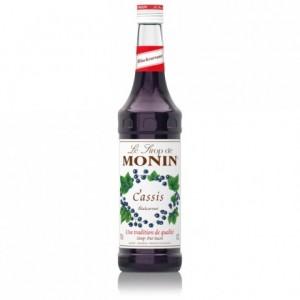 Sirop cassis Monin 70 cL