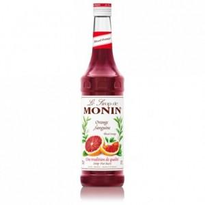 Sirop orange sanguine Monin 70 cL