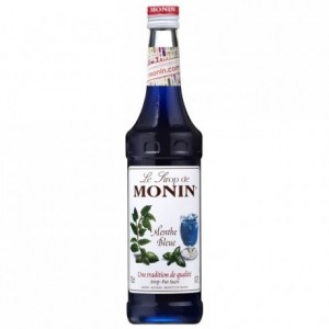 Blue mint Monin syrup 70 cL