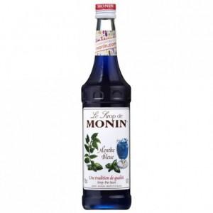 Sirop menthe bleue Monin 70 cL