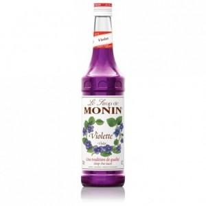 Violet Monin syrup 70 cL