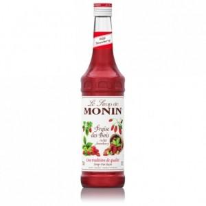 Sirop fraise des bois Monin 70 cL