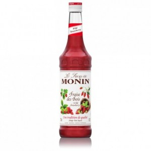 Wild strawberry Monin syrup 70 cL