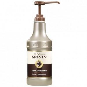 Dark chocolate Monin sauce 1,89 L
