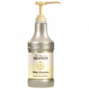 White chocolate Monin sauce 1,89 L