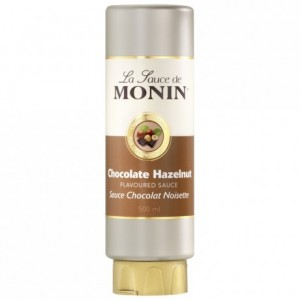 Chocolate hazelnut Monin sauce 50 cL