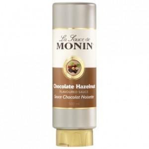 Sauce chocolat noisette Monin 50 cL