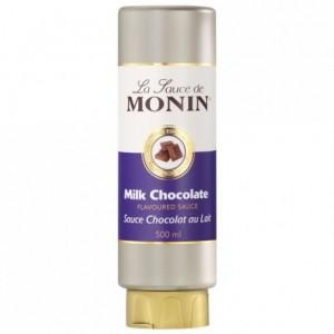 Sauce chocolat au lait Monin 50 cL