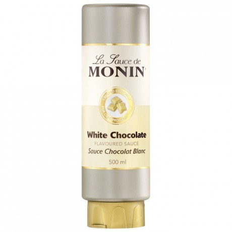 White chocolate Monin sauce 50 cL