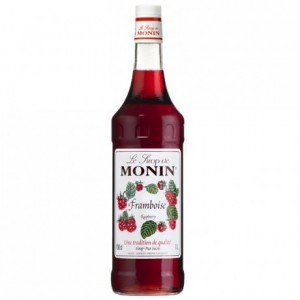 Raspberry Monin syrup 1 L