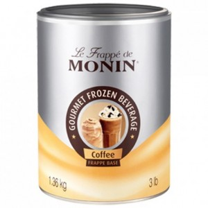 Coffee frappé base Monin 1,36 kg