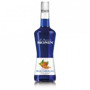 Liqueur curaçao bleu 20% Monin 70 cL
