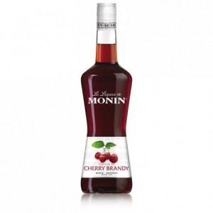 Liqueur cherry brandy 24 % Monin 70 cL