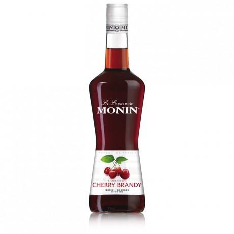 Liqueur cherry brandy 24% Monin 70 cL