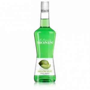 Green melon Monin liqueur 70 cL