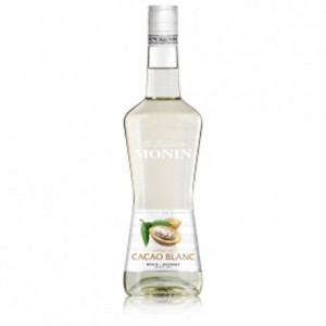 White cocoa Monin liqueur 70 cL