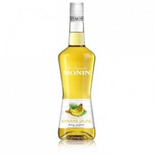 Banana Monin liqueur 70 cL