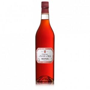Wild strawberry Monin liqueur 70 cL