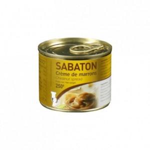 Crème de marrons Sabaton 250 g
