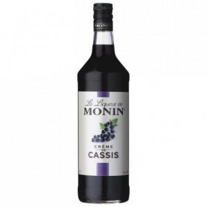 Crème de cassis 16% Monin 1 L